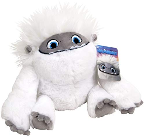 ABOMINABLE Peluche Everest Il Piccolo Yeti 18 cm
