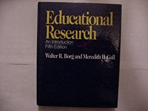 Educational Research: An Introduction by Walter R. Borg (1989-01-01)