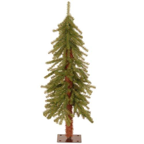 National Tree Company Artificial Christmas Tree | Includes Stand | Hickory Cedar - 3 ft
