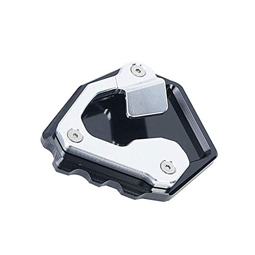 YeBetter Para Crf1000L Crf 1000L Africa Twin 2016 2017 Nuevo Soporte Lateral De Soporte De Soporte De Soporte De Soporte De Extension Agrandar Placa De Soporte De Extension