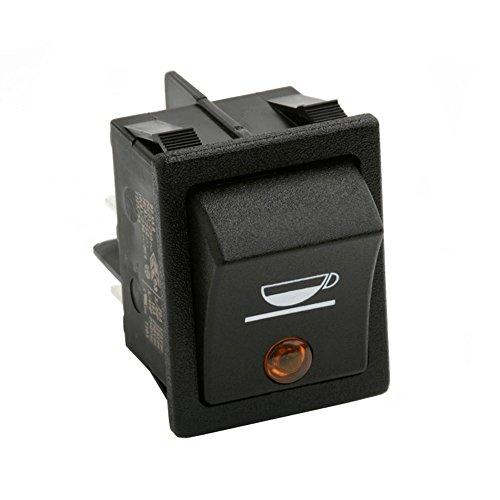 Rancilio Silvia Brew Switch/Tecna Coffee Switch - OEM Part Number: 34030047