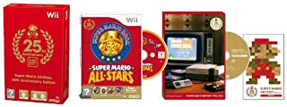 Super Mario All-Stars - 25 Jahre Jubiläumsedition (B0047FR5IY) | Amazon price tracker / tracking, Amazon price history charts, Amazon price watches, Amazon price drop alerts