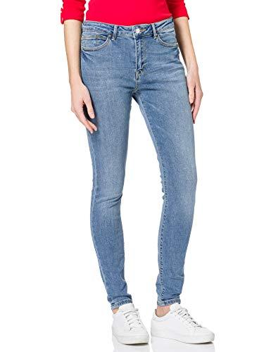 ESPRIT Damen 021EE1B306 Jeans, 903/BLUE Light WASH, 27/30