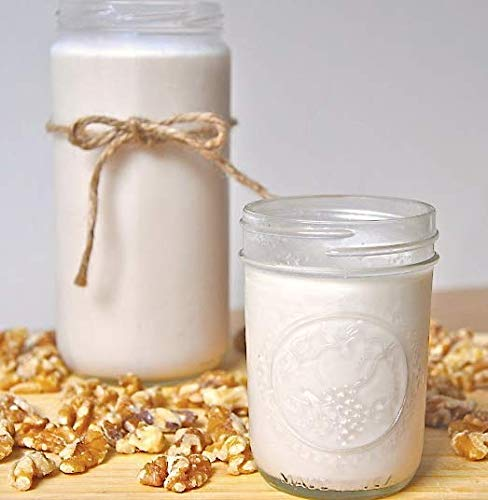 "2-PACK Hemp Nut Milk Bag, (Large Size 14""x12"") Nut Milk Bag, Almond Milk Nut Bag, Cheesecloth, Strainer bag for Celery… |"