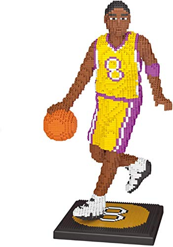 Baloncesto Atleta Micro Diamond Block Parts Toy Regalo para Adultos Niños,A