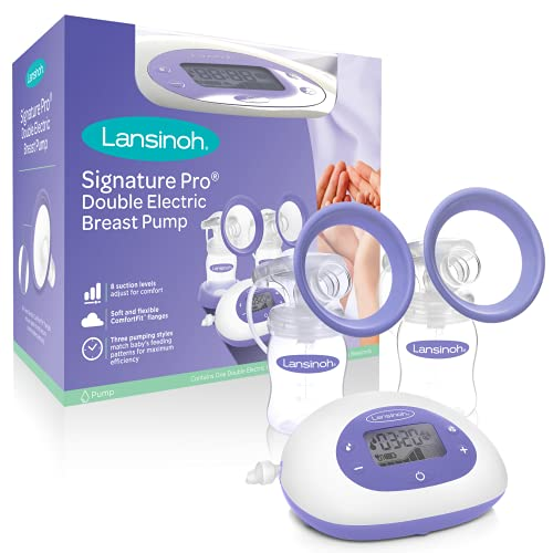 Lansinoh SignaturePro Double Electric Breast Pump