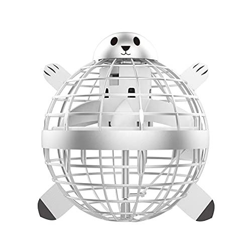 Flying Spinner Boomerang,flynova Pro Flying Ball Juguetes,Mini Drone Con 360 ° Spinner UFO Volador,Lncorporado LED Resplandor Voladora Juguetes,Adecuado Para Niños Y Adultos En Interiores Y Exteriores
