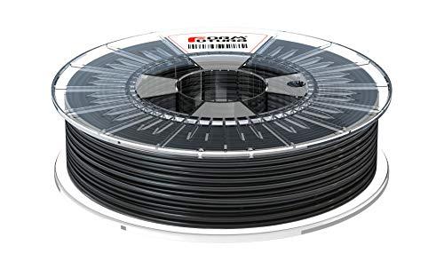 Formfutura - Filamento per stampante 3D in HDglass da 1,75 mm, colore: Nero cieco