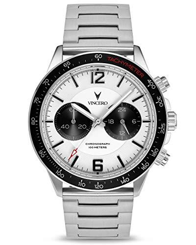 Vincero The Apex - Silver/Black
