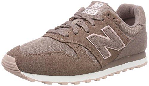 New Balance Damen WL373-PPS-B Sneaker, Pink (Latte/Conch Shell Pps), 37 EU
