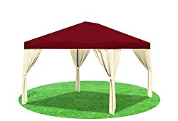 pavillon 3x4 der optimale partypavillon. Black Bedroom Furniture Sets. Home Design Ideas