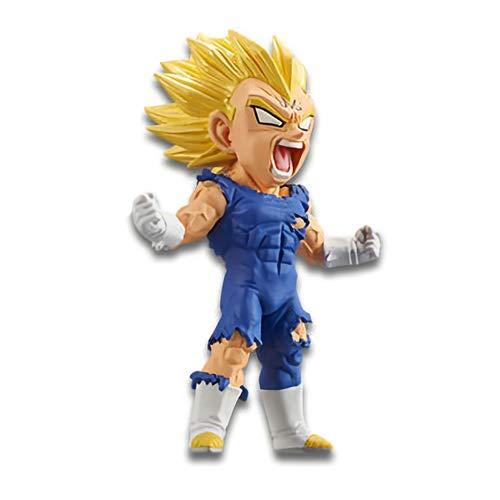 Kozuguru Dragon Ball Legends World Collectable Figure WCF Majin Vegeta - Character Mini Figure Collection Vol.2 DB Anime Art