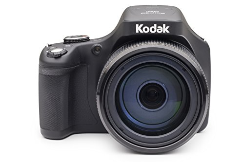 "Kodak PIXPRO Astro Zoom AZ901-BK 20MP Digital Camera with 90X Optical Zoom and 3"" LCD (Black)"