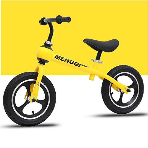 JMSL Niño Equilibrio Coche Zapatilla bebé Doble Rueda pedaleo Bicicleta niño 1-2-3-6 años de Edad-一体轮分类3,可定制