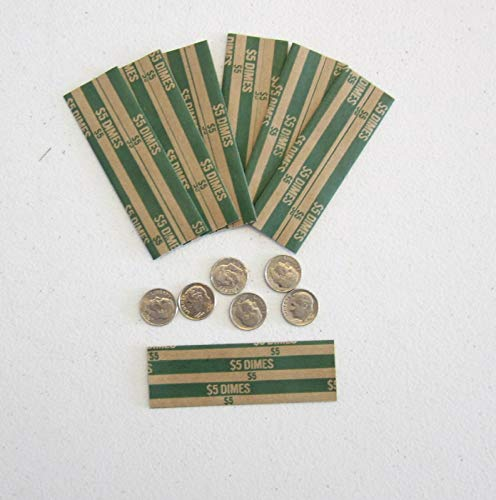 150-Coin-Wrappers-for-DIMES-DIME-Paper-Coin-Wrapper