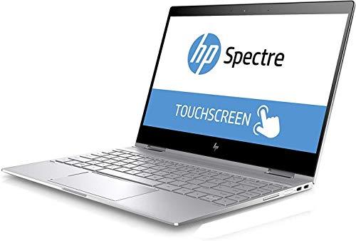 Newest HP Spectre x360-13t Quad Core(8th Gen Intel i7-8550U, 16GB DDR4, 512GB PCIe NVMe SSD, IPS micro-edge Touchscreen Corning Gorilla, Windows 10 Ink)Bang&Olufsen 13.3