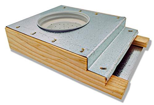 Boardman Entrance Feeder- Works with Standard Mason Jar