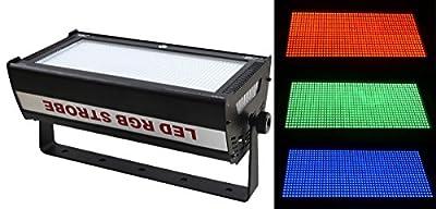 Led Strobe,Atomic Strobe,RGB 3IN1,1000W Flashing Light,Flashbulb,Stroboscopic,90/240v,50/60HZ, Use For Disco, Ballroom, KTV, Bar,Club, Party,Wedding