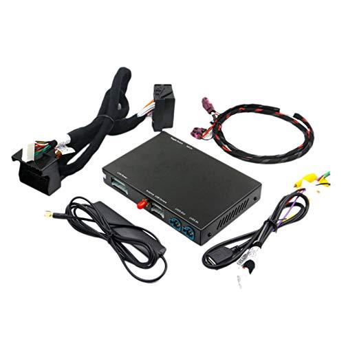 Gesh Activador de coche coche Android Auto Interface Box - CIC 1 2 3 4 5 6 7 Series E60 E70 E71 E84 F01 F02 F10