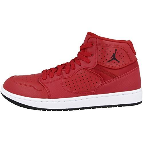 Nike Jordan Access, Zapatillas Altas Hombre, Multicolor (Gym Red/Black/White 600), 40.5 EU