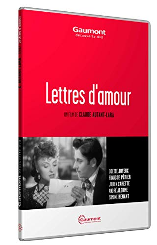 Lettres d'amour-GDVD