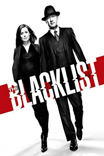 The Blacklist: The Blacklist TV Series | The Blacklist Paperback | Raymond Reddington Fans Cute Notebook Journal Gift