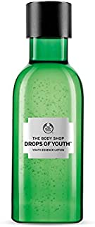 The Body Shop Drops of Youth Youth Essence Lotion, 100% Vegan, 5.4 fl. oz.