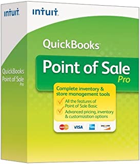 QuickBooks Desktop Point of Sale 18.0 Pro New User