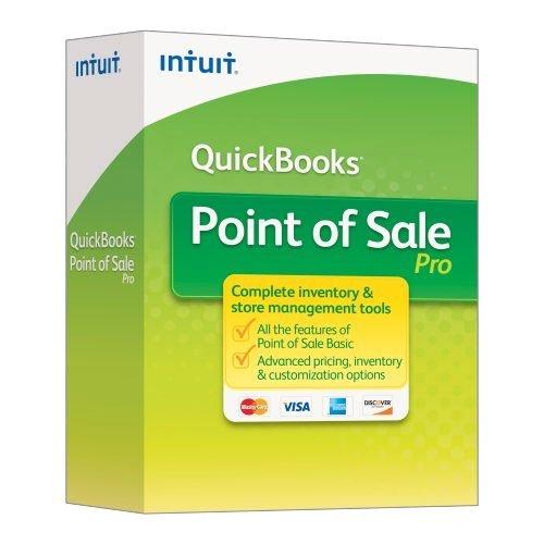 Price comparison product image QuickBooks Desktop Point of Sale 18.0 Pro New User