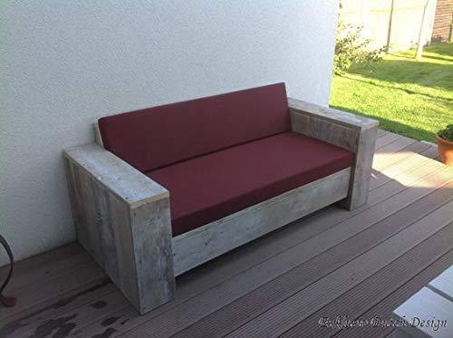 Exklusiv Dutch Design Bauholz Lounge Sofa Balingen (200)
