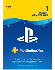 PlayStation Plus: 1 Month Membership | PS5/PS4/PS3 | PSN Download Code - UK Account