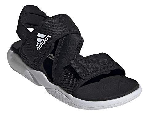 adidas Women's Terrex Sumra Sandal, Core Black/Cloud White/Core Black - 8