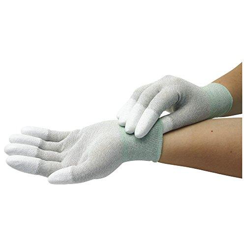 Wetec Handschuhe, PU-beschichtete Fingerkuppen, ESD, XS, Kupferfaden