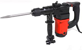 GOWE 1'' 26mm Comb hammer drill | Dual 2 function rotary and hammer drilling machine | 1250w with strong iron box packing and 6 bits