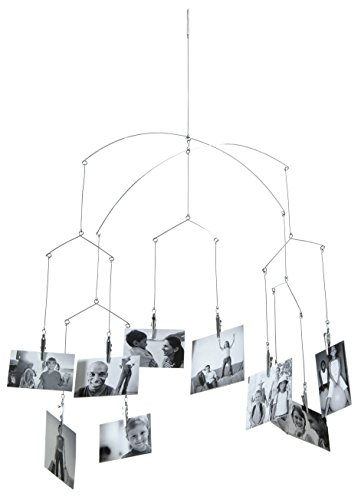 Kikkerland Hanging Photo Clip Fotohalter
