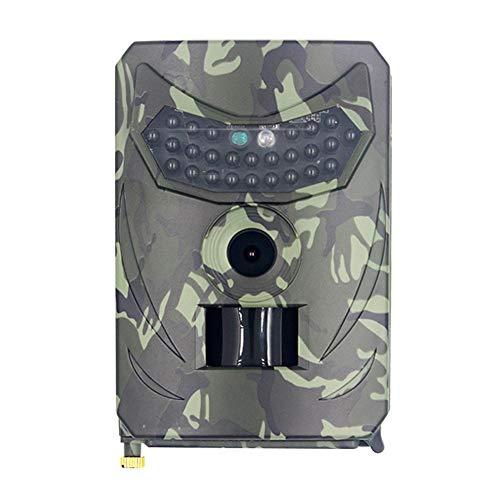 longrep Wildkamera 12MP Mit Bewegungsmelder Nachtsicht 1080P Beutekameras IP65 Wasserdicht Für Tierbeobachtung