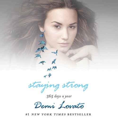 Staying Strong audiobook cover art