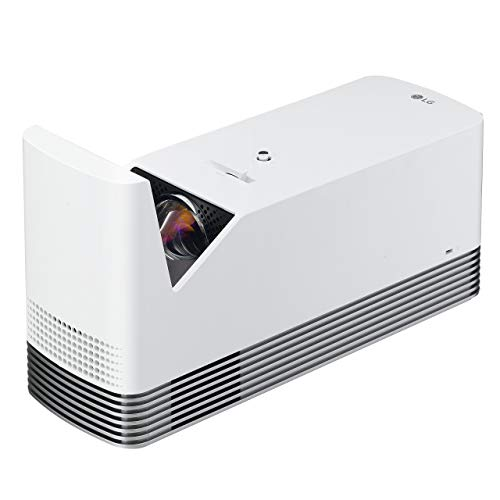 LG HF85JA Ultra Short Throw Laser Smart Home Theater Projector (2017 Model - Class 1 laser product) (Renewed)