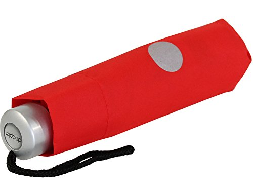 Doppler Kinderschirm Taschenschirm Kids Mini Reflex - feuerrot
