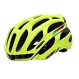 CascoPlegable Casco de Bicicleta de montaña de Carretera Casco de Ciclismo MTB Ultraligero para Hombre con luz Trasera LED Equipo Deportivo Seguro-yo_Metro