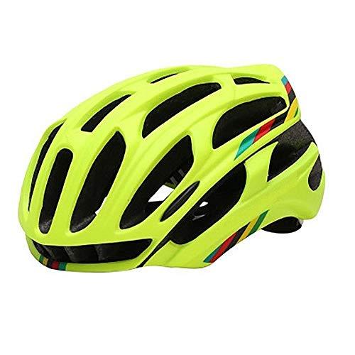 CascoPlegable Casco de Bicicleta de montaña de Carretera Casco de Ciclismo MTB...
