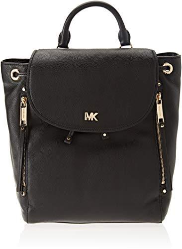 Michael Kors Backpack, Borsa a Zainetto Donna, Nero (Black), 5x15x20 cm (W x H x L)