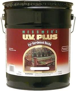 Messmers UV Plus Hardwoods Red Mahogany 5 gallons