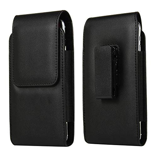 DFV mobile - Holster Case with Magnetic Closure And Belt Clip Swivel 360 for Zopo ZP998, ZP998 C2 II - Black