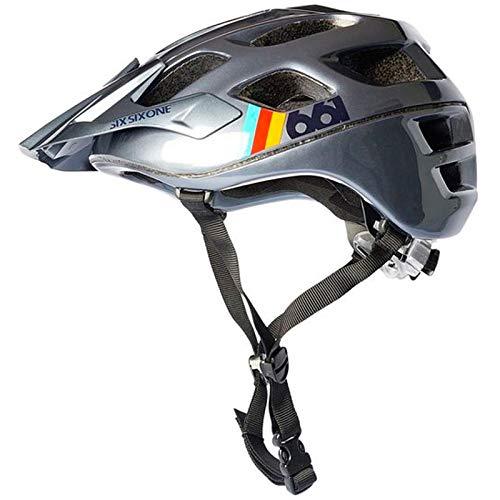 SIXSIXONE Recon Scout - Casco de Bicicleta - Gris Contorno d
