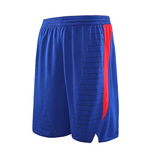 NIUPUPU Pantalones Cortos de Baloncesto para Hombre NBA Los Angeles Clippers Pantalones Cortos para Correr Deportivos Pantalones Cortos de Entrenamiento para Gimnasio Ropa Informal XXS-5XL