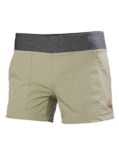 Helly Hansen Damen Hild Quick Dry Shorts, Damen, 62697, Laurel Eiche, L