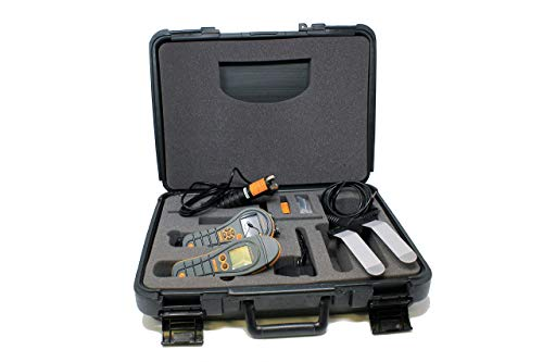 Protimeter BLD5975 Flood Kit (includes, Surveymaster, Hygromaster L, Extention and Baseboard Probe, Hard Case)