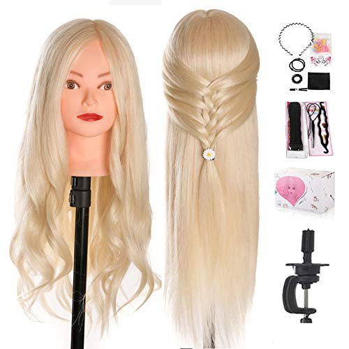 Mannequin Head, Beauty Star 24 Inch…