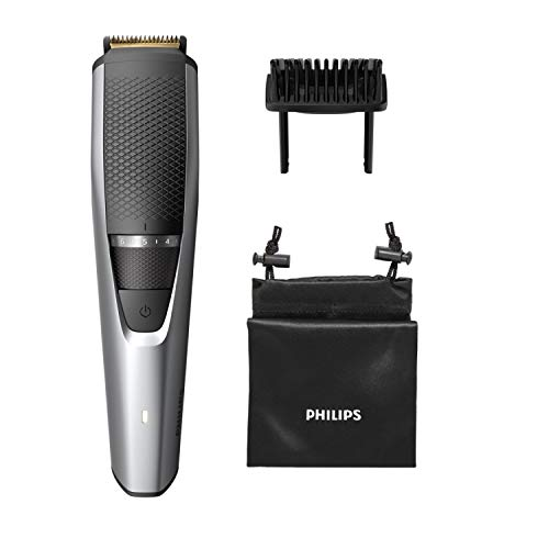 Philips BT3221/15 corded & cordless Titanium blade Beard Trimmer – 20 length settings; 90 min run time